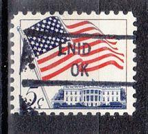 USA Precancel Vorausentwertung Preo, Locals Oklahoma, Enid 818 - Vereinigte Staaten