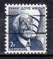 USA Precancel Vorausentwertung Preo, Locals Oklahoma, Erick 841 - Vereinigte Staaten
