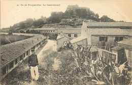 83 -  Ile De PORQUEROLLES -  Le Casernement   244 - Porquerolles