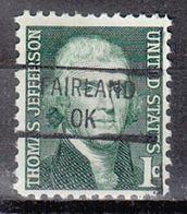 USA Precancel Vorausentwertung Preo, Locals Oklahoma, Fairland 841 - Vereinigte Staaten