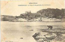 83 -  PORQUEROLLES -  La Prison Du Masque-de-Fer, Fort De L'Alicastre 245 - Porquerolles