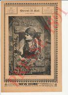 7 Scans 1891 Gretli Gavaërt Saint-Moritz Suisse Costume Engadine Frédéric Dillaye Jesus-Christ Saucisson à L'ail 226CH27 - Zonder Classificatie
