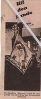 HERSELT-BLAUWBERG..1936..DE VLAG VAN DE BOND DER KROOSTRIJKE GEZINNEN GEWIJD - Unclassified