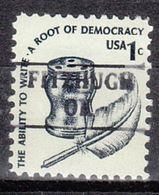 USA Precancel Vorausentwertung Preo, Locals Oklahoma, Fitzhugh 882 - Vereinigte Staaten