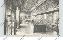BIBLIOTHEK - CHANTILLY, Chateau - Bibliotecas