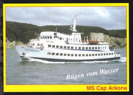 """MS """"Cap Arkona"""" - Steamers"""