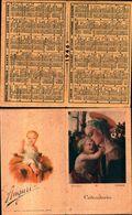 16503a)  Madonna  Del Botticelli 1946 - Virgen Mary & Madonnas
