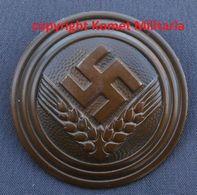 Reichsarbeitsdienst Female Arbeitsmaid Brooch - 1939-45
