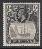 St. Helena Sc 79 (SG 97), MHR - St. Helena
