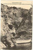 83 -  PORQUEROLLES - Le Souterrain Des Pirates 252 - Porquerolles