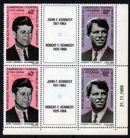 CAMEROUN - YT PA N° 153-154 Bloc De 2 Paires Coin Daté - Neufs ** - MNH - COTE: 280,00 € - Cameroun (1960-...)