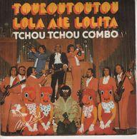 Disque 45 Tours TCHOU TCHOU COMBO 1975 Les Disques Motors MT 4076 - 2 Titres - Dance, Techno & House