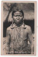 CPSM  : FEMME MOÏ Aves Ses Bijoux DALA - Nu - Cartes Postales