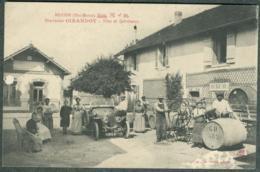 52 Haute-Marne Bricon Maison Girardot Vins Et Spiritueux 1915 ! ETAT ! - Autres Communes