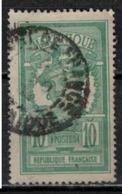 MARTINIQUE            N°  YVERT    95  ( 4 )   OBLITERE       ( Ob   6 / 50 ) - Martinique (1886-1947)