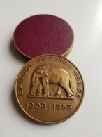 Banque Du Congo Belge 1909-1959 - Bélgica