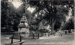 33 BLAYE - Promenade Et La Fontaine   * - Blaye