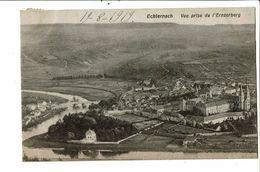 CPA- Carte Postale-Luxembourg-Echternach-Vue Prise De L'Ernzerberg -1919 VM18683 - Echternach