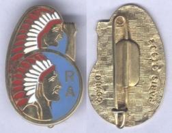 Insigne Du 6e Régiment D'Artillerie - Esercito