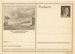 Deutsches Reich - 1941 , Bildpostkarte  Nürnberg - Stamped Stationery