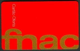 CARTE CADEAU FNAC  -TRES BON ETAT -REF 4x0-FNAC ENF-727 - Cartes Cadeaux