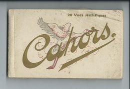 Cahors Carnet Complet Edition La Cigogne 20 Cartes - Cahors