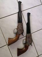 1 Paar Vorderlader Pistolen - Equipement
