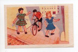 - CHROMO BISCUITERIE ADAM - Collection Code De La Route - - Süsswaren