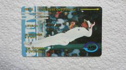 TRINIDAD & TOBACO   USED CARDS  GAMES DANCE - Trinité & Tobago