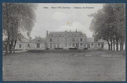 SOULITRE - Château De Brusson - Autres Communes