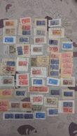 Lot Minimum De 280 Timbres Fiscaux En Majorité Sur Fragment Pour échanges Club Ou Recherche Variétés. - Revenue Stamps