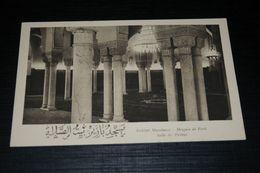 17034-            INSTITUT MUSULMAN,  MOSKEE  MOSQUE  MOSQUÉE DE PARIS, SALLE DES PRIÈRES - Islam