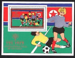 North Korea Block 67 Used (1979) - Corée Du Nord