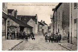 SAULX LE CHARTREUX GRANDE RUE TRES ANIMEE - Frankreich