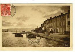 Carte Postale Saint Mandrier - Le Creux Saint Georges, Port Et Maisons De Pêcheurs - Saint-Mandrier-sur-Mer