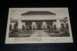 17038-            INSTITUT MUSULMAN,  MOSKEE  MOSQUE  MOSQUÉE DE PARIS, SALLE D' HONNEUR - Islam