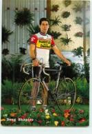 Doug SHAPIRO . 2 Scans. Cyclisme. Kwantum Decosol 1985 - Radsport