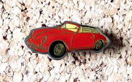 Pin's PORSCHE 356 SC 1963 - Verni époxy - Fabricant CEC ID PREMIER - Porsche