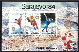 North Korea Block 150 Used (1984) - Corée Du Nord