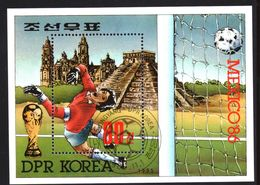 North Korea Block 208 Used (1985) - Corée Du Nord