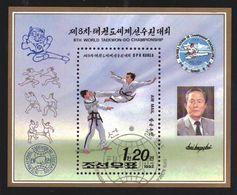 North Korea Block 276 Used (1992) - Corée Du Nord