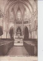 CALVADOS  - DOZULE - Intérieur De L'Eglise.. - Autres Communes