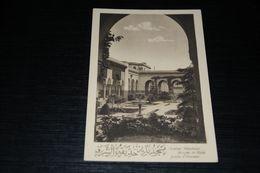 17048-            INSTITUT MUSULMAN,  MOSKEE  MOSQUE  MOSQUÉE DE PARIS, JARDIN D' HONNEUR - Islam