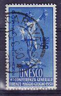 ITALIE YT  557 OBL (CANCEL.). (7C201) - 1946-.. République