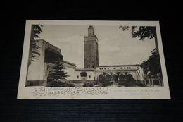 17049-            INSTITUT MUSULMAN,  MOSKEE  MOSQUE  MOSQUÉE DE PARIS, LE JARDIN D' HONNEUR - Islam