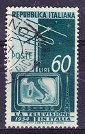 ITALIE YT  673 OBL (CANCEL.). (7C202) - 1946-.. République