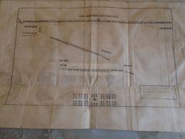 D172579 Old Military Map - Roman Empire - La Bataille  D'Arbéle - K.Theophil Guichard 1773 - Maps
