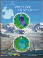 South Georgia & South Sandwich Islands 2009 Preserve The Polar Regions M/s ** Mnh (48477) - Géorgie Du Sud