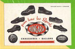 Buvard & Blotting Paper :  Chaussures HUNGARIA - Shoes