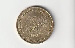 """Jeton Touristique / Monnaie De Paris """"Petit Train De La Rhune /Pays Basque"""" - Monnaie De Paris"""